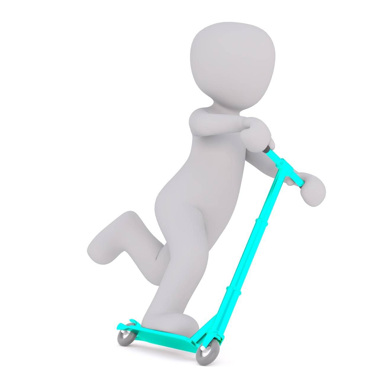 Skiroji za prevoz ali vadbo