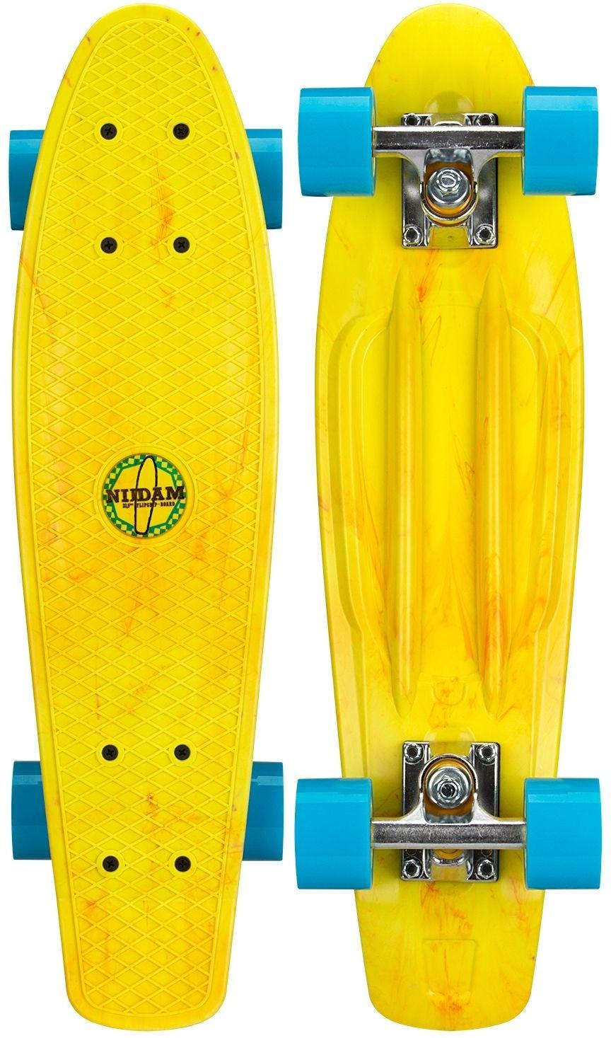 Fish mini cruiser deske