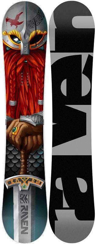Snowboard deska Dwarf