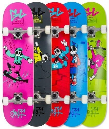 Skateboard rolke