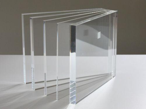 Pleksi steklo različnih dimenzij