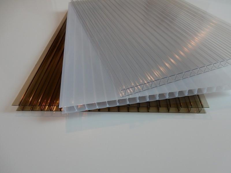 Veslojne polikarbonatne plošče