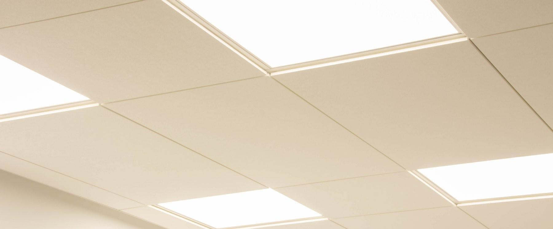 Stropna LED razsvetljava nudi optimalne pogoje