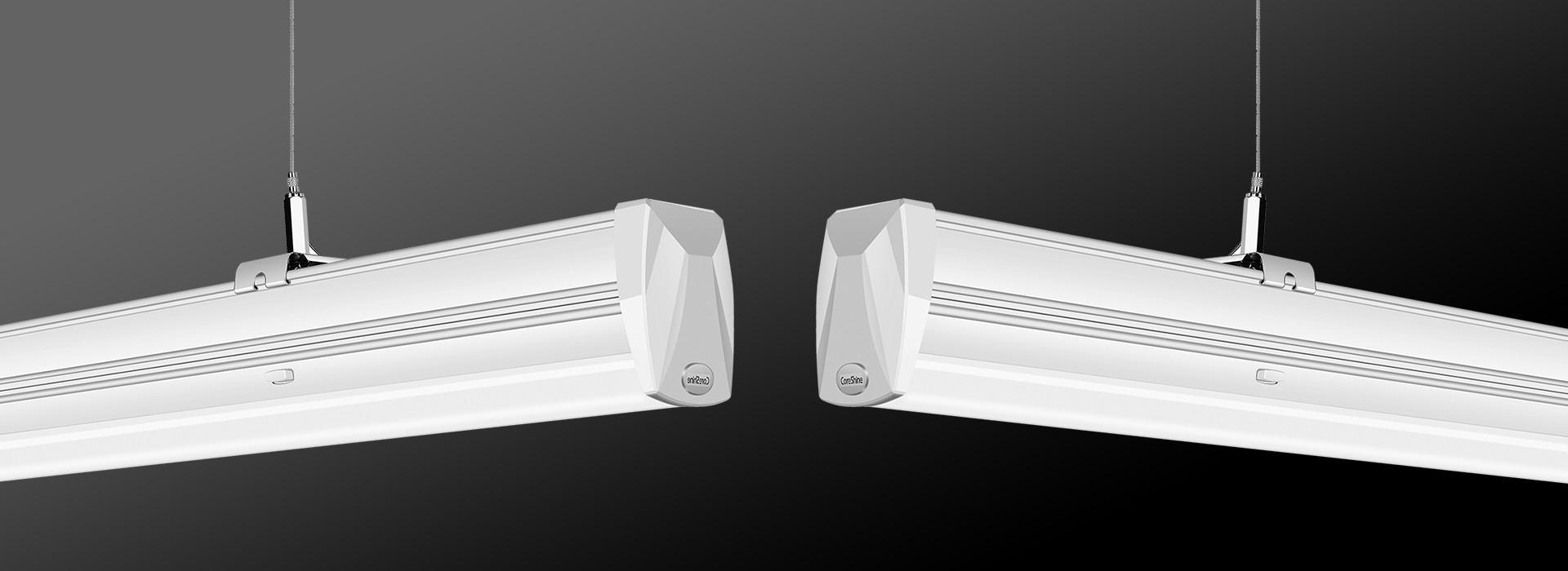 Linijski sistem razsvetljave za delavnice in proizvodnjo