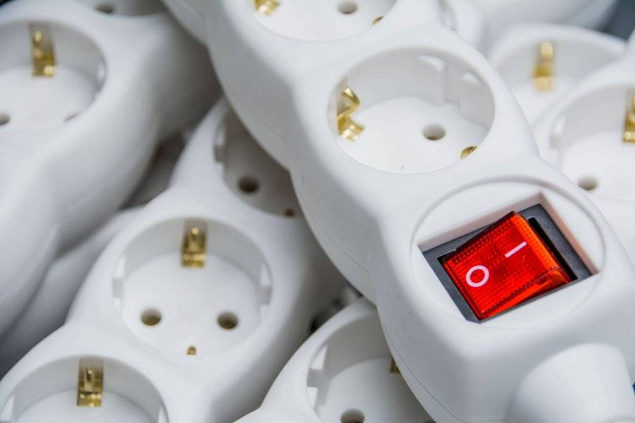 Električni razdelilci