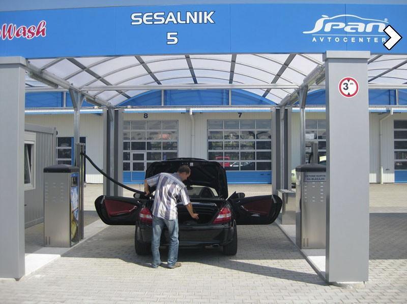 Poceni ročno pranje vozila