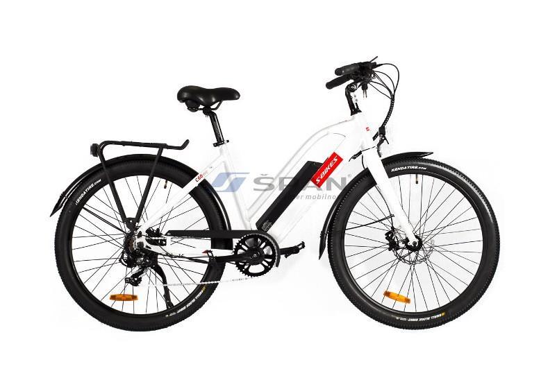 zakaj električna treking kolesa?