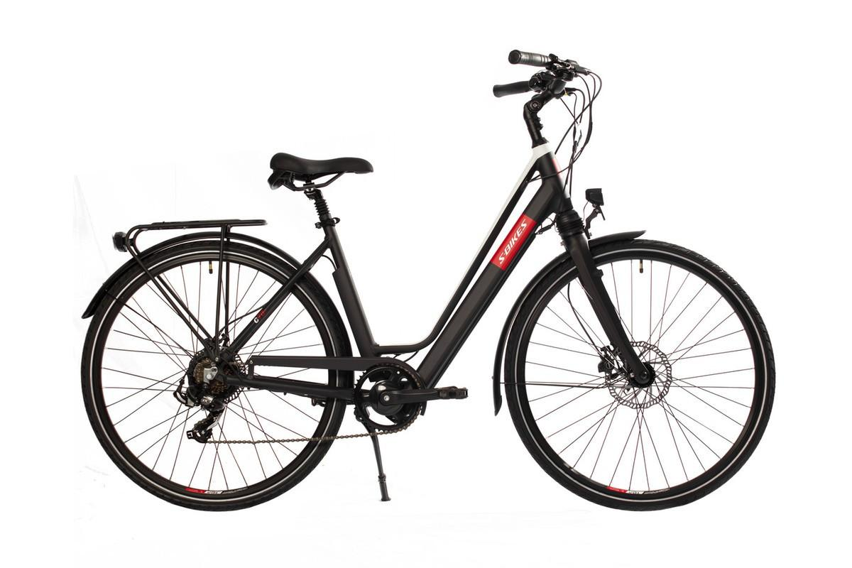 s-bikes električno mestno kolo c70e
