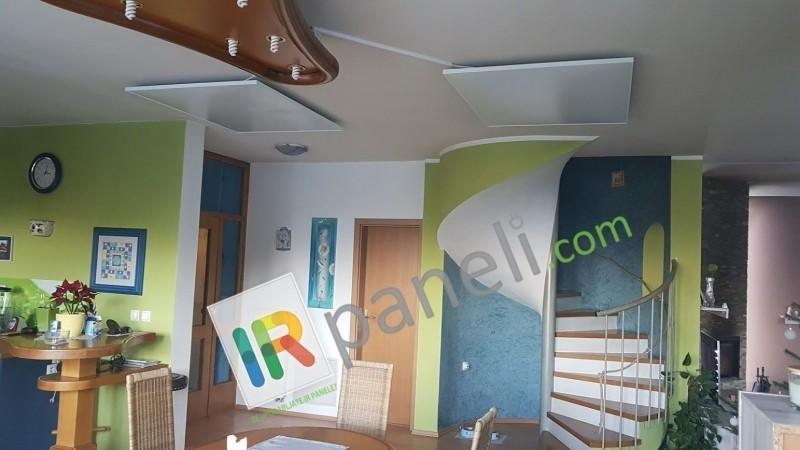 Soba z IR paneli