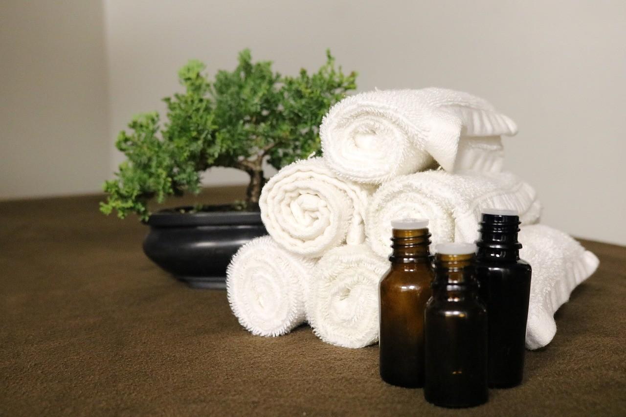 masaža z olji