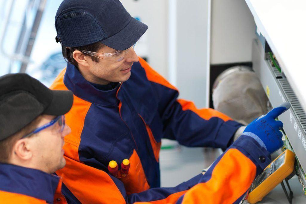 zaščitni delovni kombinezon