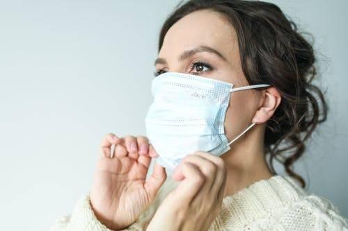 Zaščitna maska za obraz