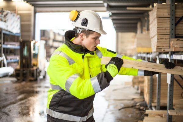 zaščitna delovna oblačila