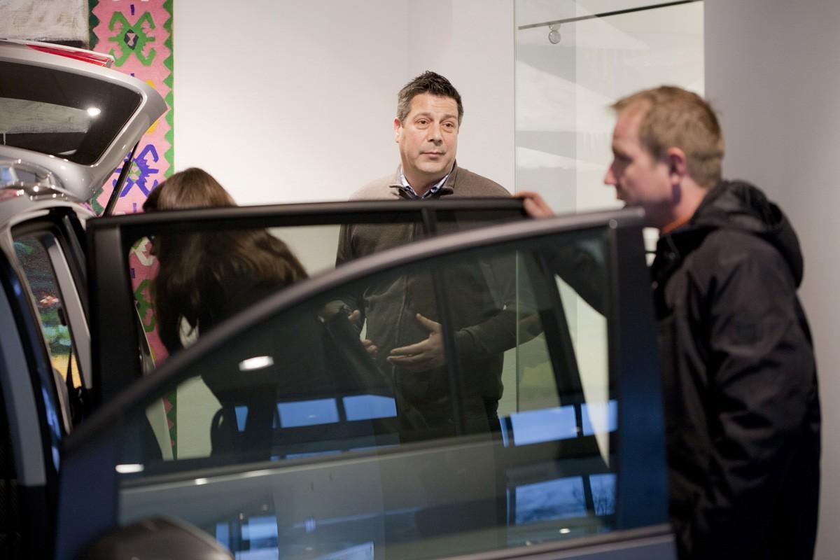 Prodaja rabljenih terenskih avtomobilov
