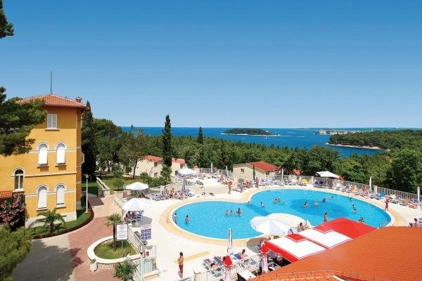 Apartmaji na morju na Hrvaškem