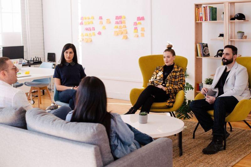 timsko delo v podjetju