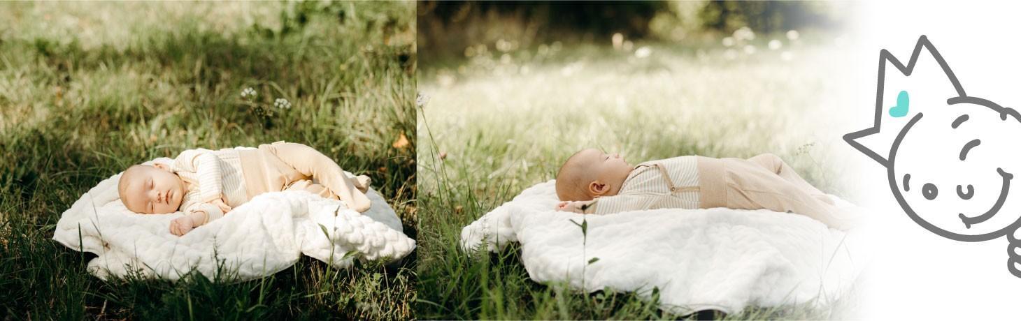 Oblačla za novorojenčka iz porodnišnice
