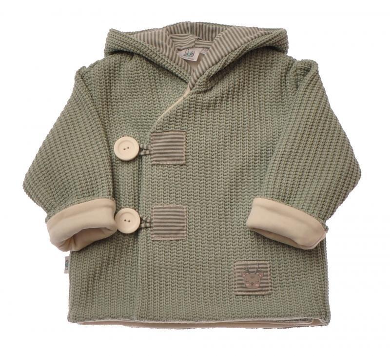 podložena jakna za dojenčke
