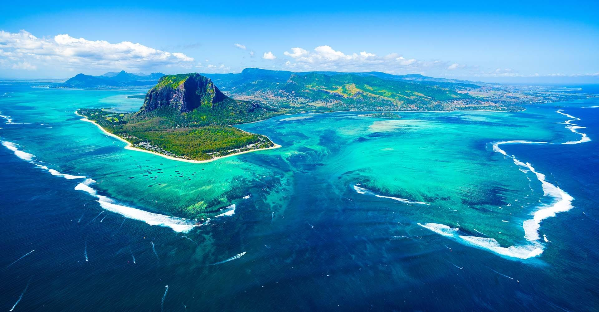Poročite se na Mauritiusu