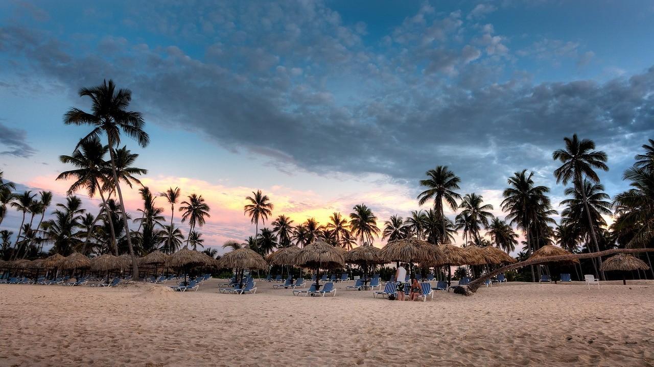 Prelepa plaža v Punta Cani