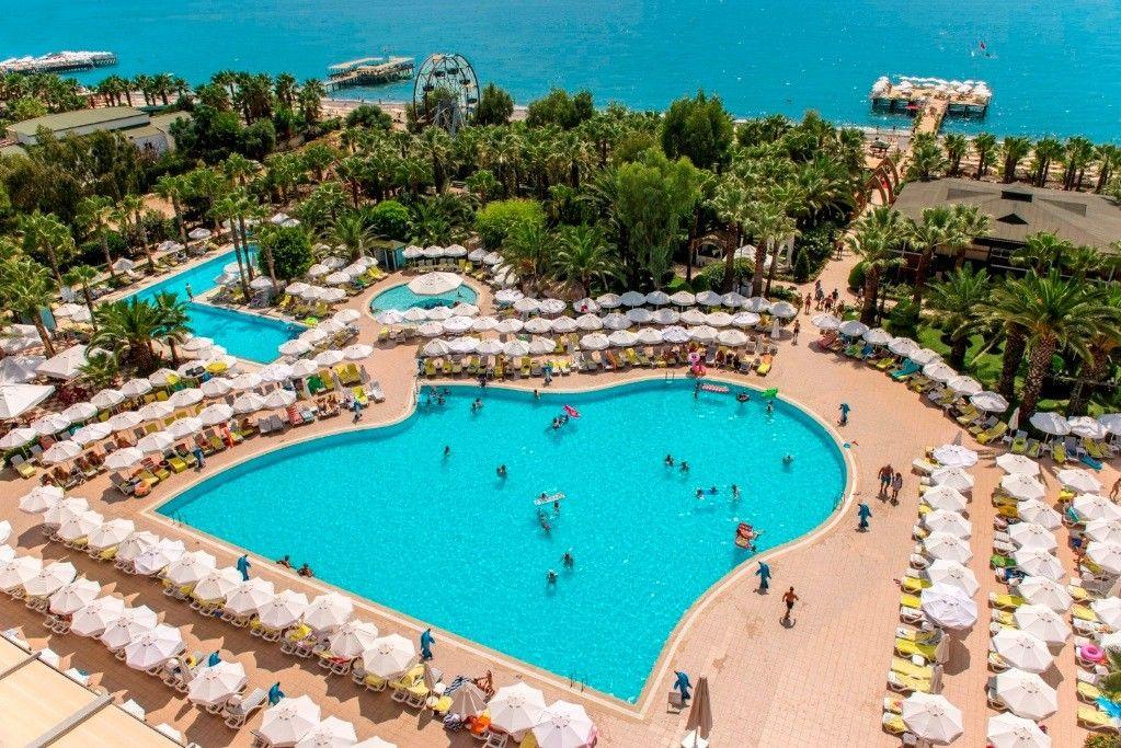 All inclusive hotel Turčija