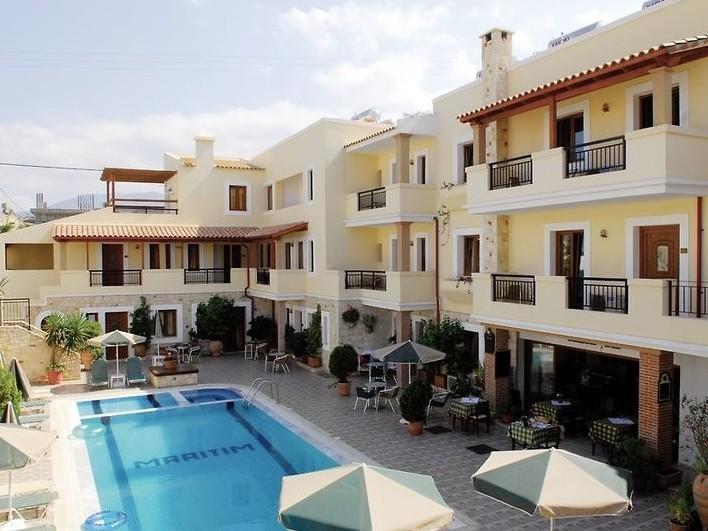 Apartmaji za vsak okus na Grškem otoku Kreta