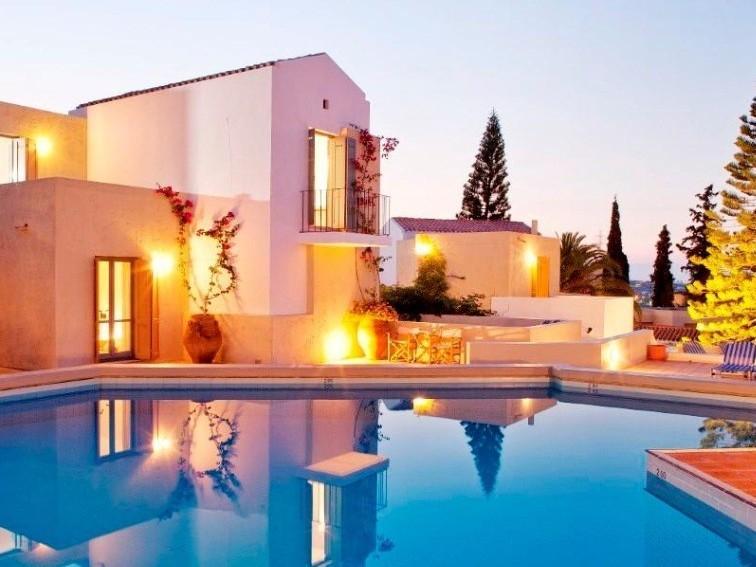 Apartmaji za bolj izbirčne na Kreti