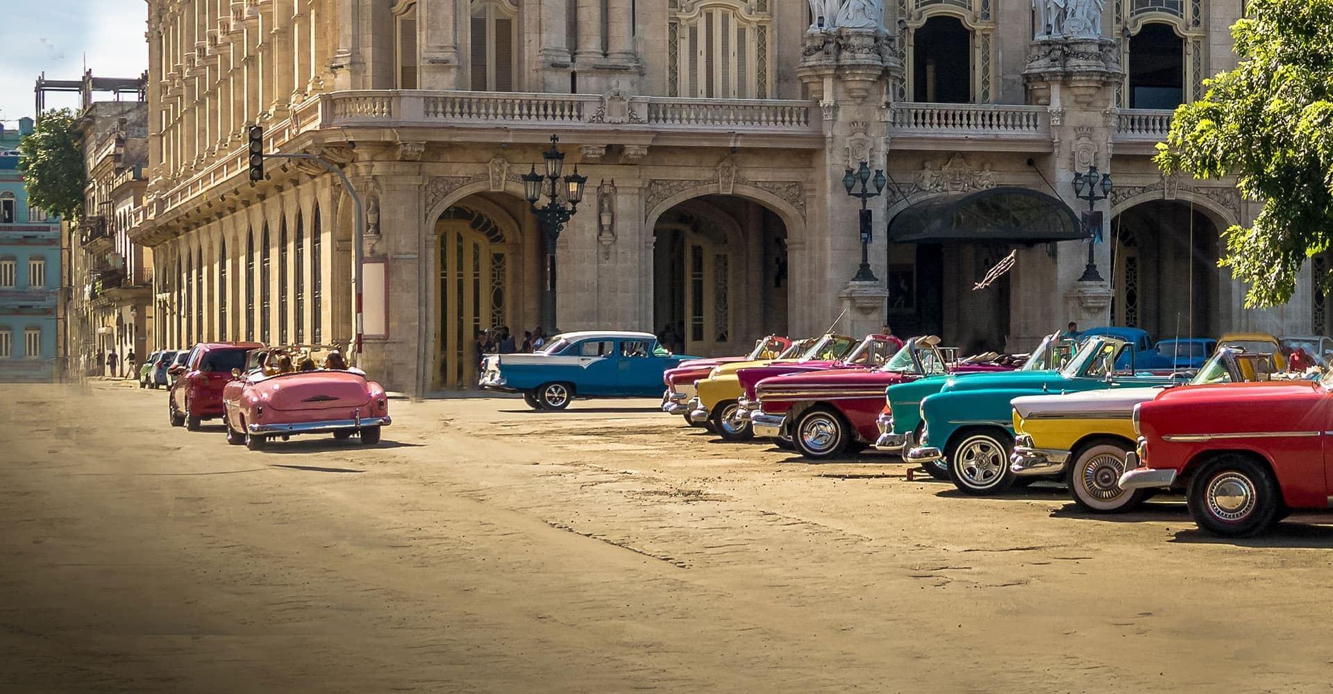 S turistično agencijo na Kubo