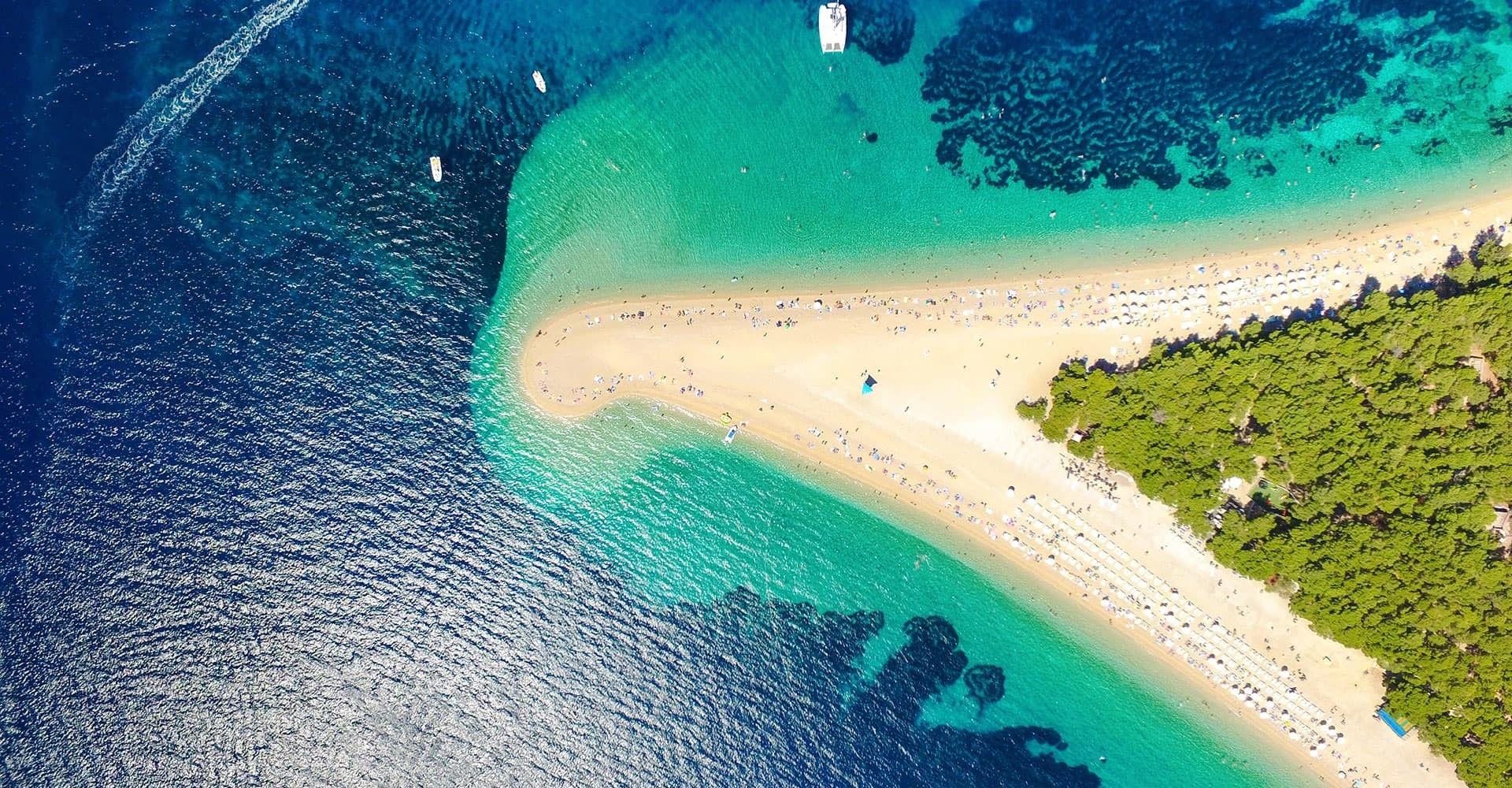 Luksuzne počitnice ob morju tudi na Hrvaškem