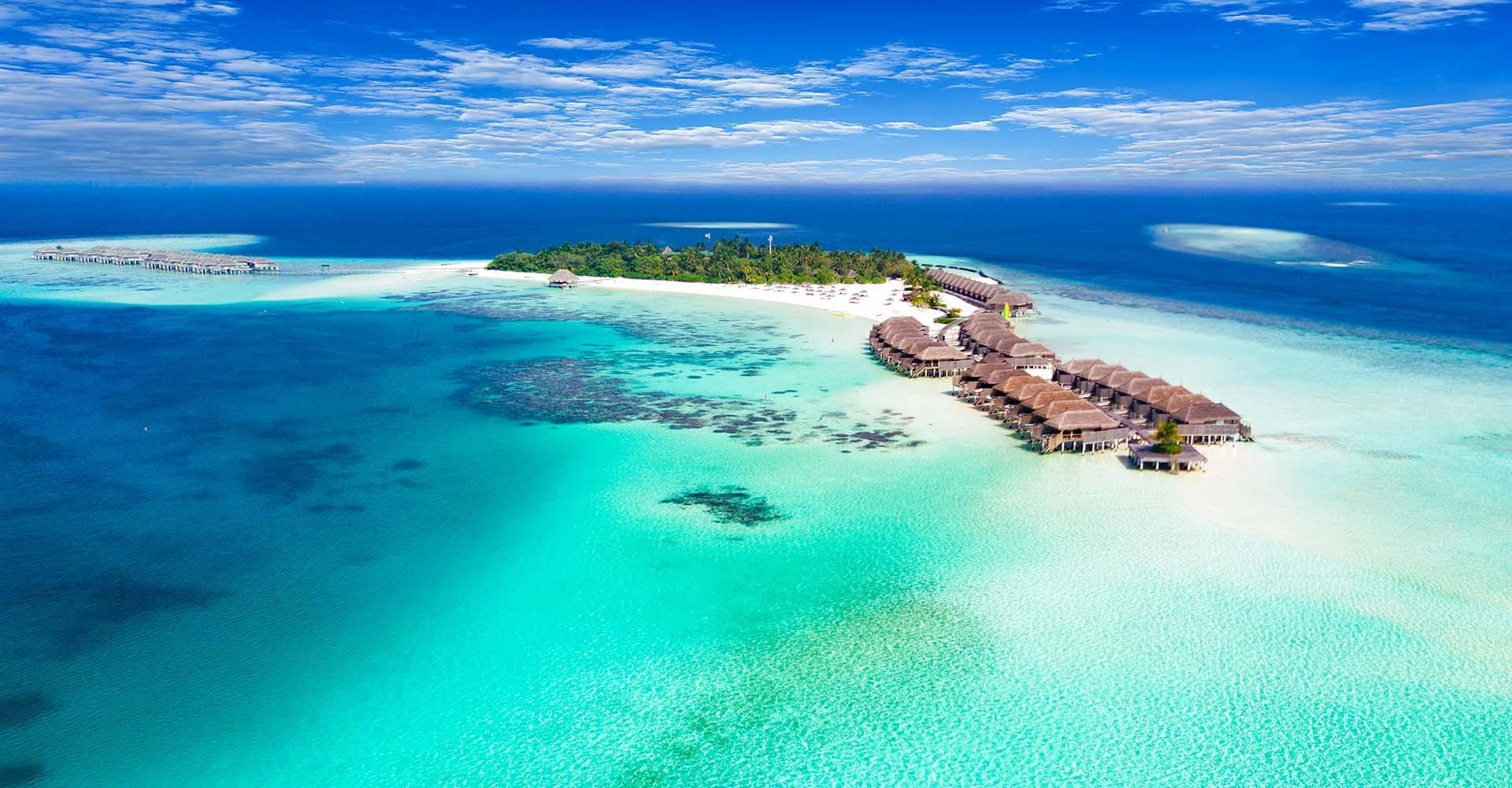 Na Maldive s turistično agencijo