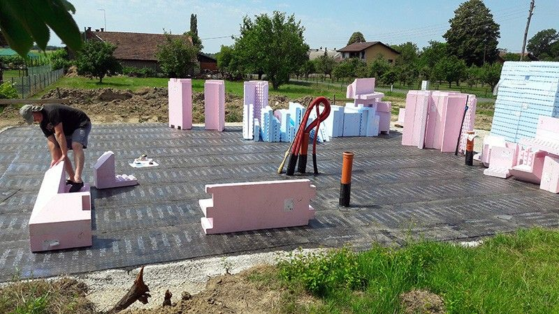 Koliko stane gradnja hiše do tretje gradbene faze