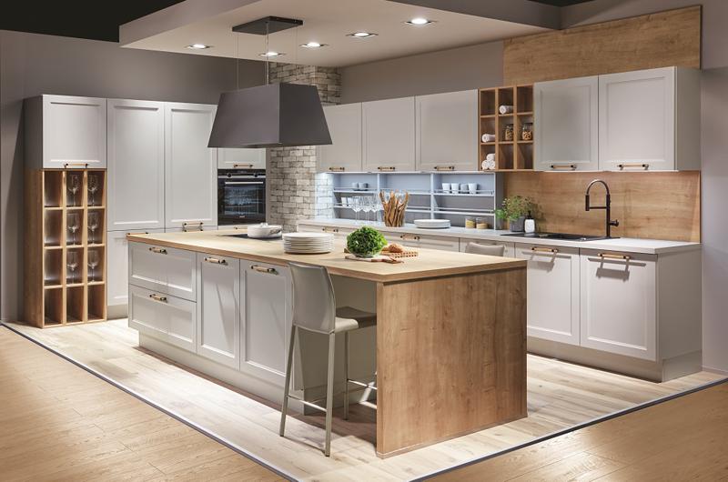Montaža moderne kuhinje po meri za vaš dom