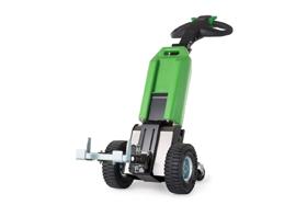 kompakten, uporaben in lahek vlečni voziček