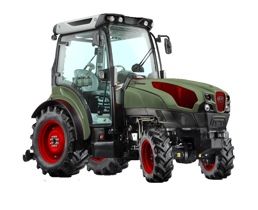 Hurlimann traktor modeli