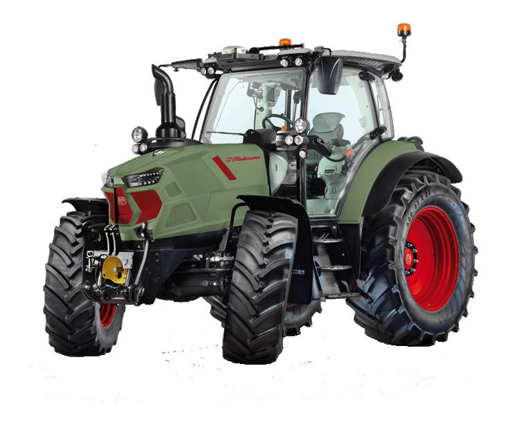 Nakup traktorja Hurlimann Hurlimann