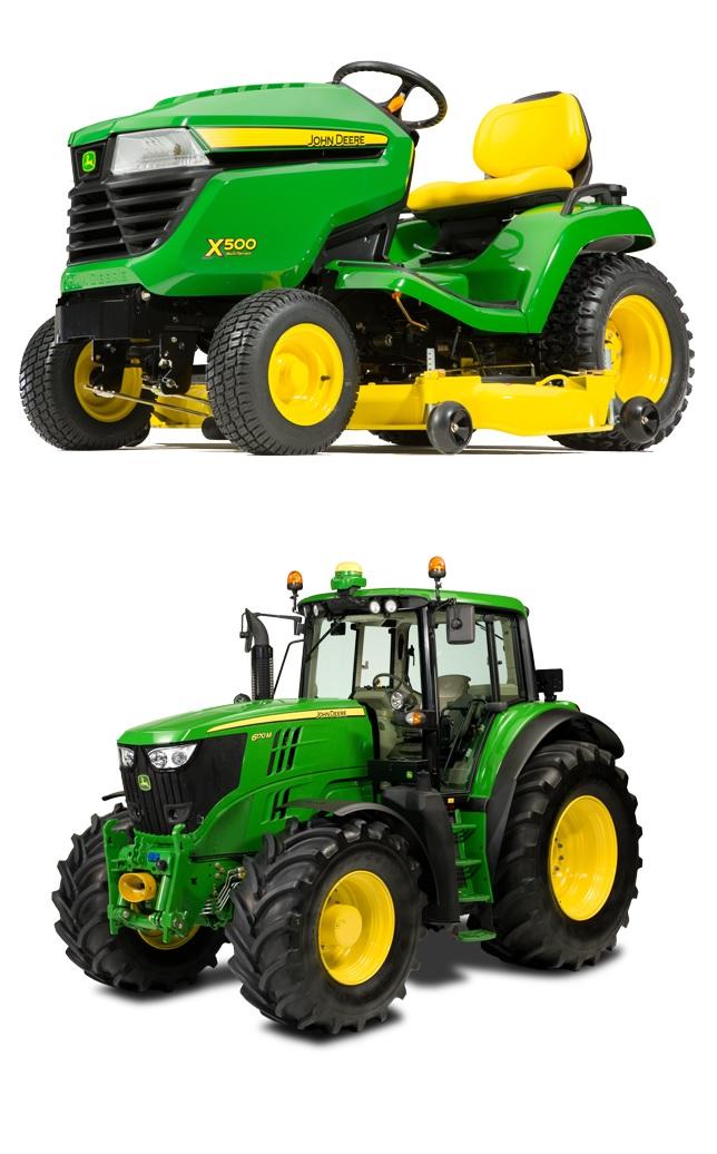 Vrtna oprema traktor