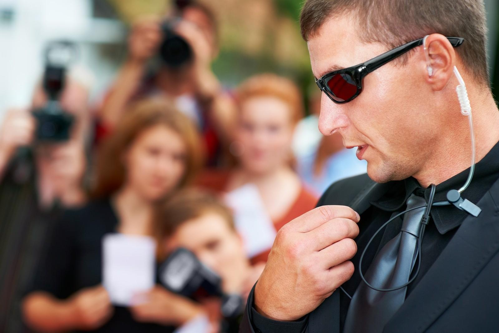 Varovanje javnih prireditev in zbiranj