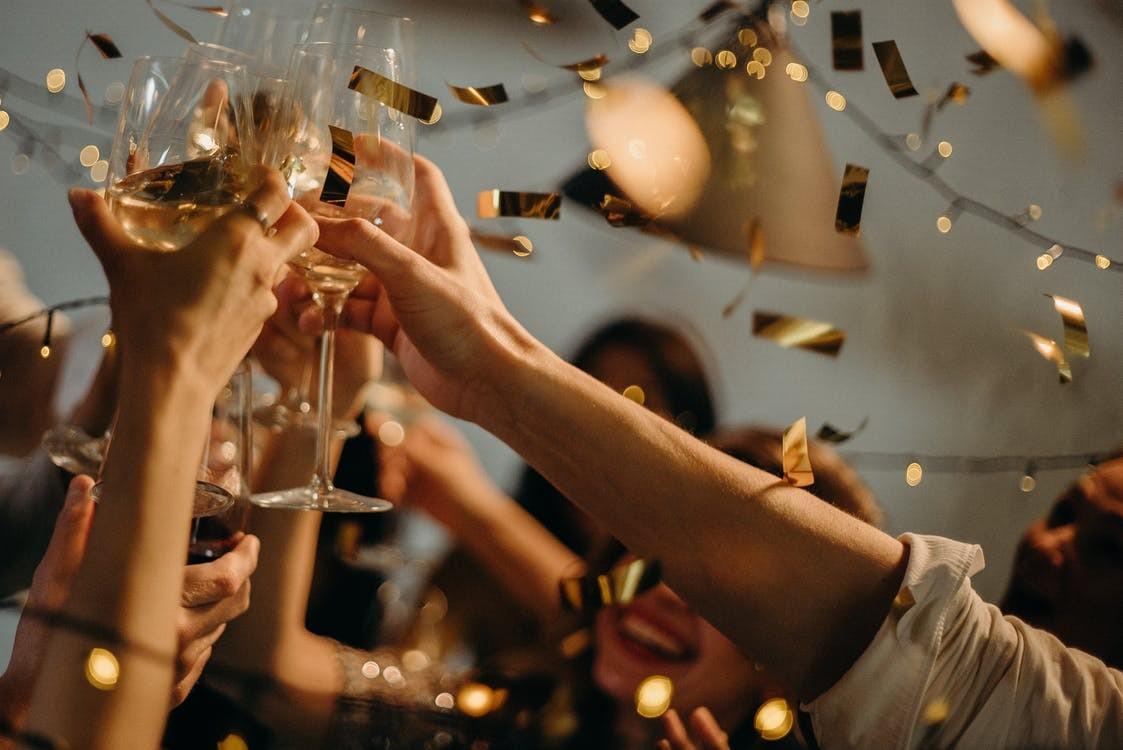 novoletna zabava