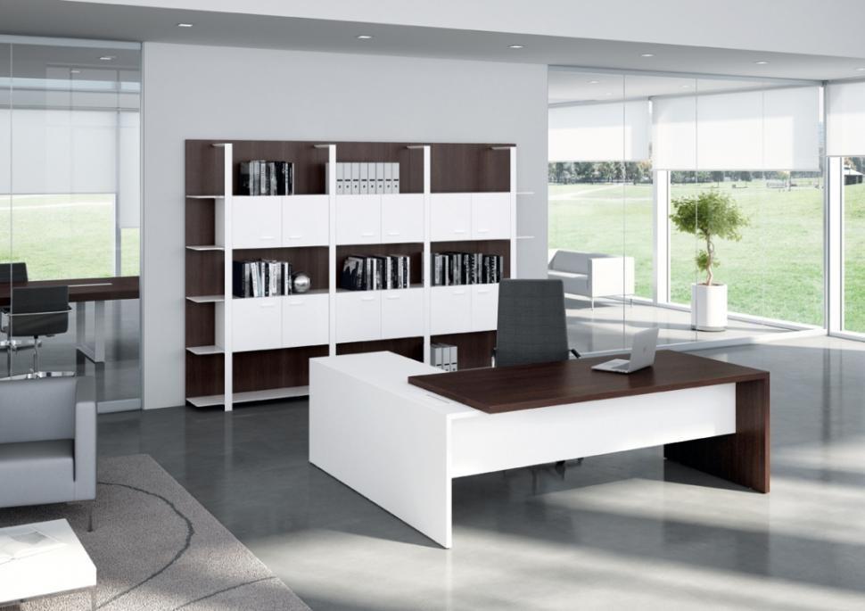 Pohištvo za velike in majhne pisarne