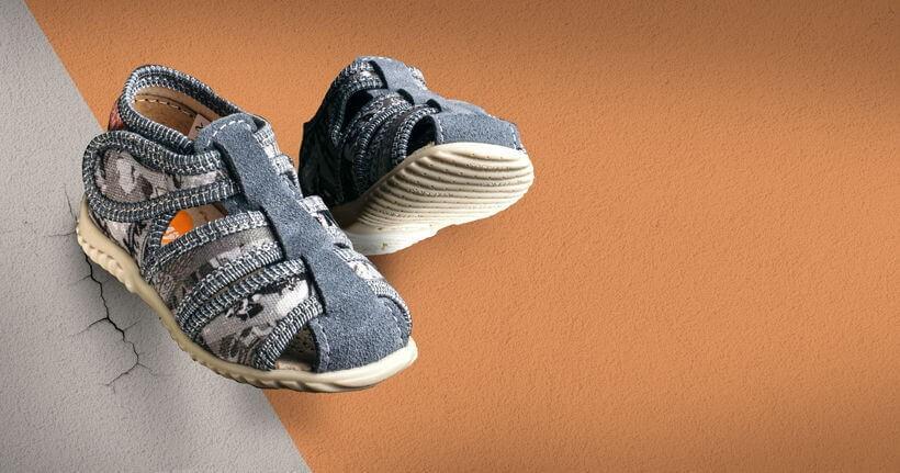 Otroški čevlji Bosa Noga