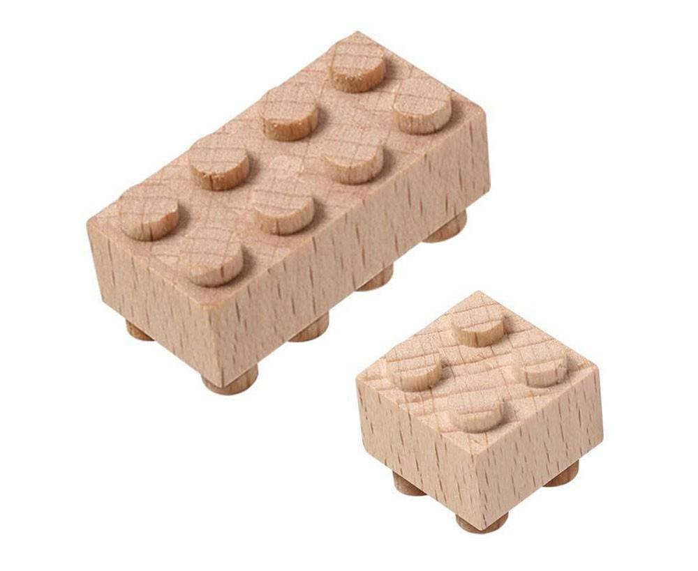lesena otroška kocka