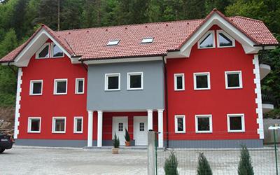 PVC okna in vrata za vse vrste objektov