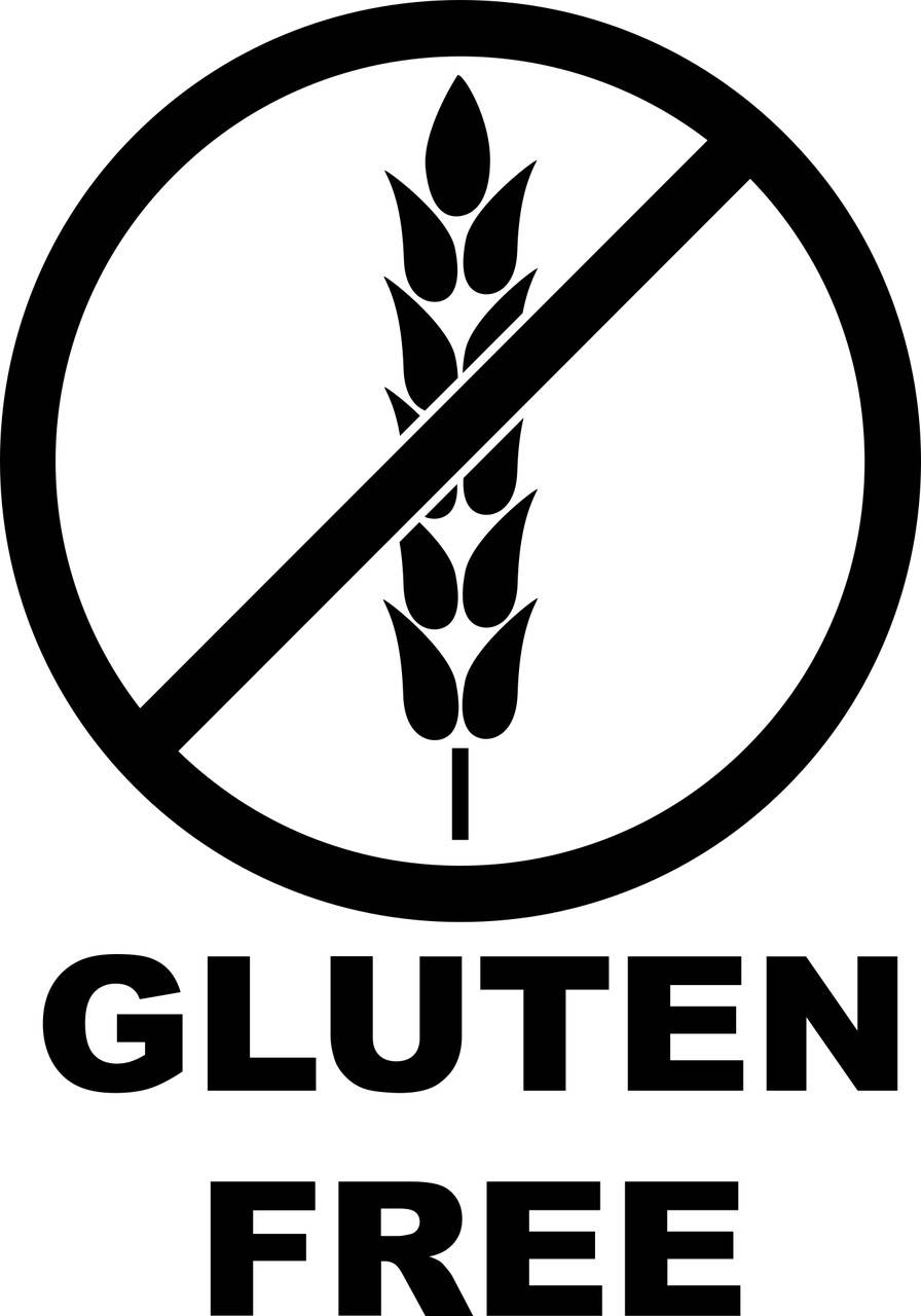 Oznaka brez glutena