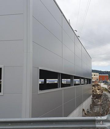 nadgradnja pločevisnke fasade