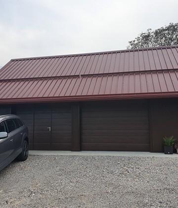 saniranje streh