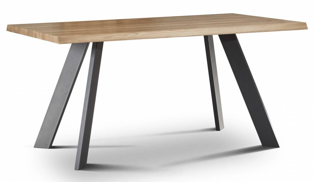 hrastova miza za jedilnico