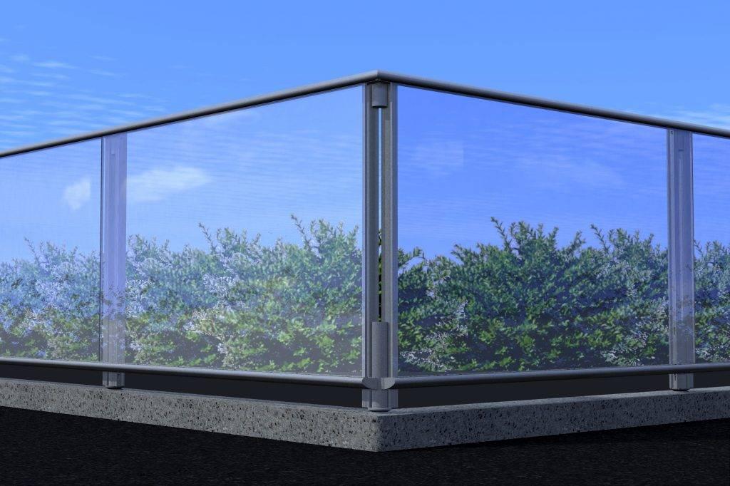 Panelna dvoriščna ograja