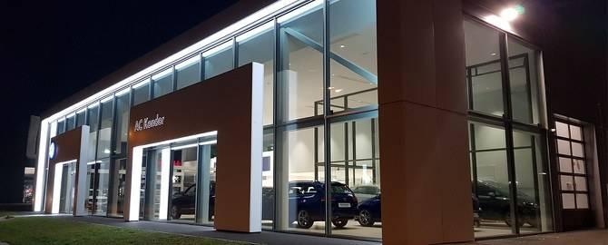 AC Kondor prodaja novih in rabljenih Volkswagen vozil
