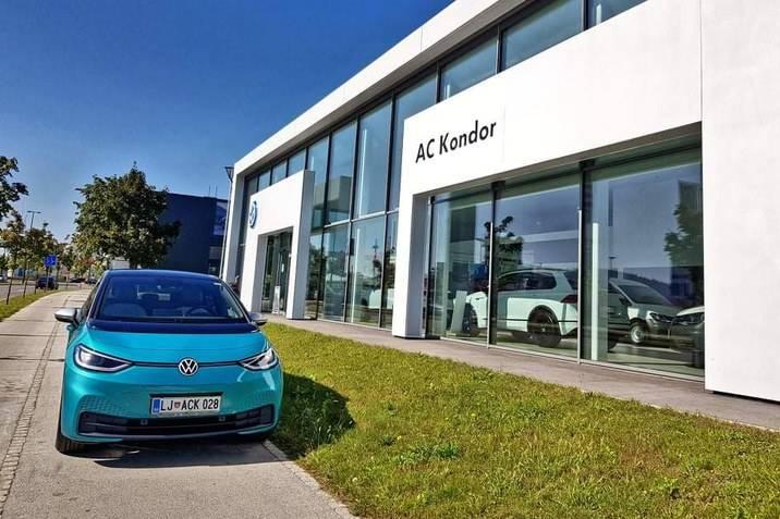 Volkswagen nova in rabljena vozila v AC Kondor