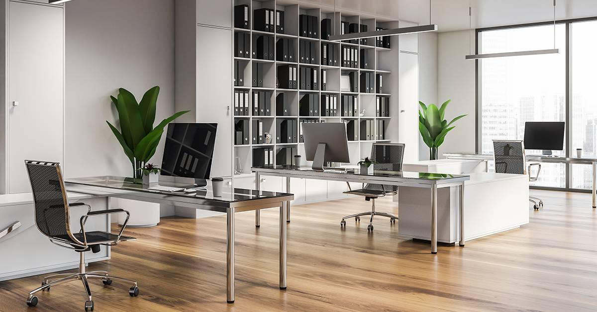 Trgovina s pisarniškim pohištvom na spletu